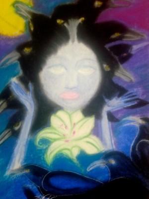 12 Ravens folk tale storytelling Iris Curteis